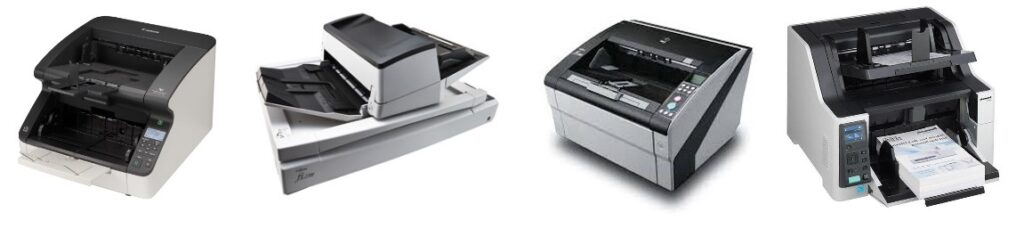 The best high speed document scanners on the market
