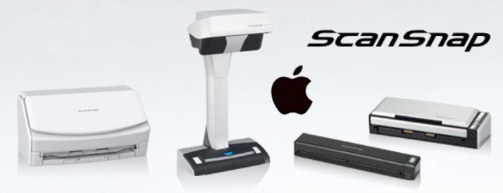 Fujitsu Scanner for Mac